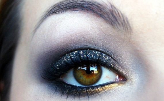 Rock Chick Smokey Eye Makeup