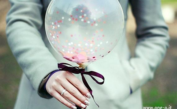 The Confetti Series: Diy Balloon Decor