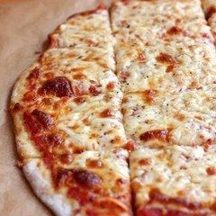 Three Cheese Pizza