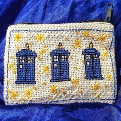 Doctor Who, TARDIS Coin Purse