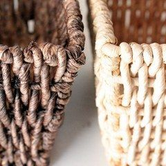 How To Custom Stain A Basket