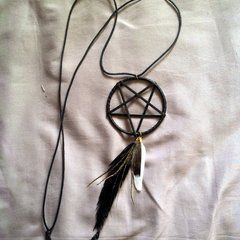 Pentagram Or Baphomet Necklace