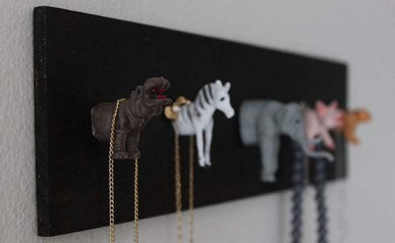 Animal Jewelry Holder