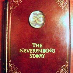The Neverending Story Book Box