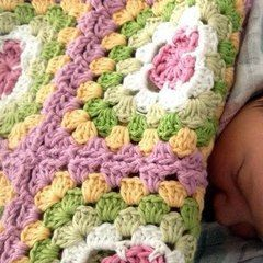 The Most Beautiful Baby Blanket
