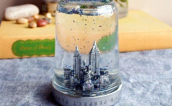 Traveling Globe