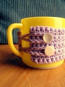 Mug &amp; Mug Cozie!