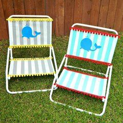 Fun Summer Beach Chairs