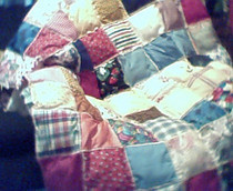Scrap Pillow Quilt