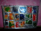 Soda Pop And Duck Tape Handbag!