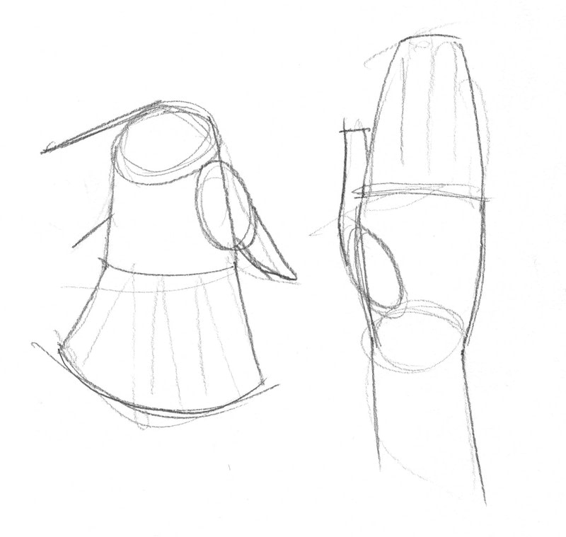 How To Draw Hands Sketchbook