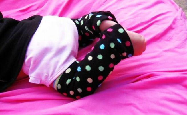 Baby Leg Warmer's (Aka Baby Legs)