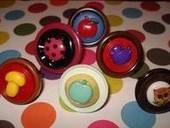Cutiepetutie Button Rings