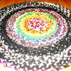 Rag Rug  Get Rid Of All Those Scraps!!!
