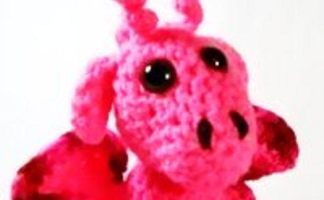 Pinkie The Dragon