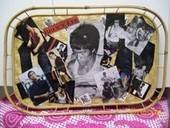 Bruce Lee Breakfast Tray