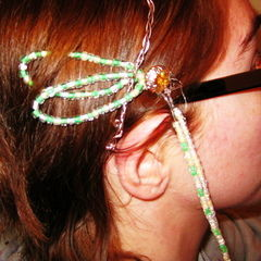 Dragonfly Headpeice