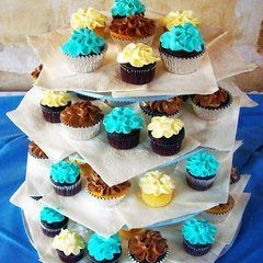 Cup Cake Stand Made Easy!
