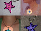Broken Star Necklace