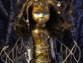 Mixed Media Doll