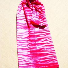 Shibori Wrap Dye Scarf