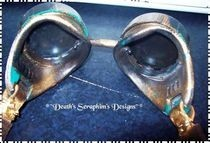 Deathsseraphim's Steampunk Goggles