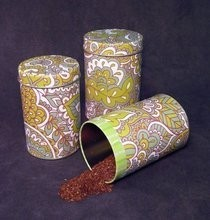 Loose Leaf Tea Canisters