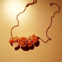 Flower Necklace: How To