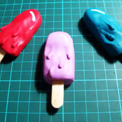 Ice Lolly Magnets