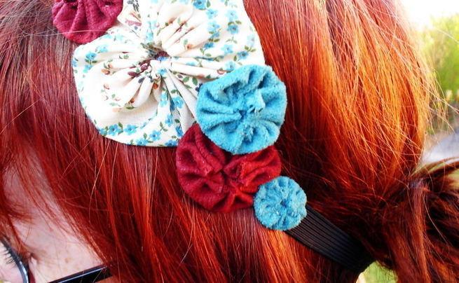 Yo Yo Headband
