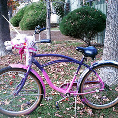 Magic Unicorn Bicycle
