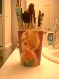 Make Up Brush Cup