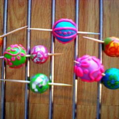Cheap Way To Make Beautiful Polymer Clay Beads