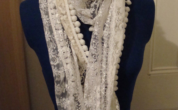 Lace Scarf Of Loveliness