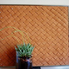 Weaved Cork Board