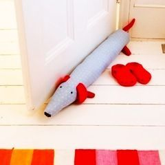 Doggy Draught Excluder