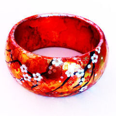 Super Easy Oriental Bangle ^^