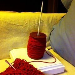 Yarn Spool Holder