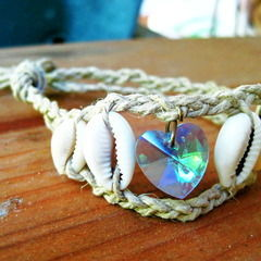 Ocean Hemp Bracelet