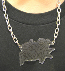 Daft Punk Necklace