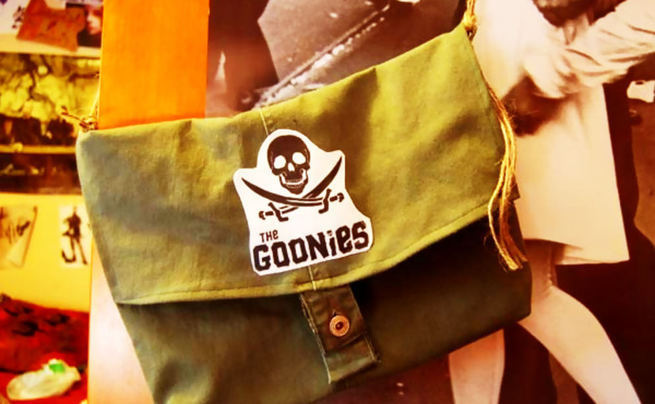 Goonies Messenger Bag