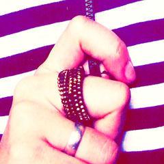 DIY Zipper Ring