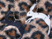 Afi Bunny Necklace