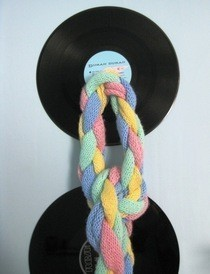 Marshmallow Twist Scarf