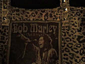 Leopard Print Bob Marley Bag