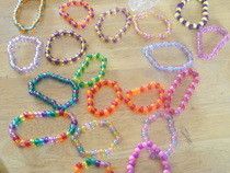 Poney Bead Braclets