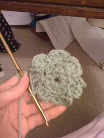 Crochet Flower