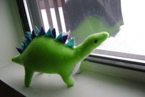 Dino Plush