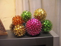 Sequin Balls 