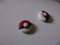 Pokeball Studs